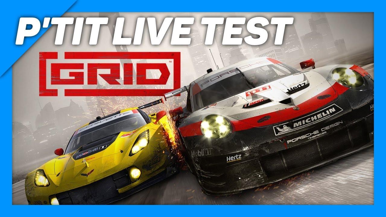 let's play fr grid gameplay fr découverte
