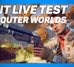 let's play fr the outer worlds gameplay fr découverte