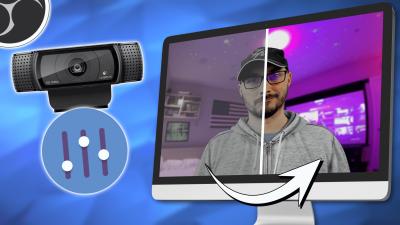 améliorer le rendu de sa webcam facilement