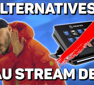 5 alternatives au stream deck