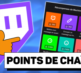 points de chaîne twitch