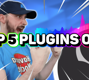 top 5 plugins obs studio