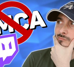 twitch dmca musique 100% légale