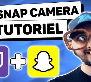 Filtres Snapchat Pour Votre Webcam - Tutoriel Snap Camera