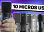 le meilleur micro usb pour stream comparatif 10 micros