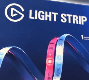 elgato light strip test fr review bandes led rgb