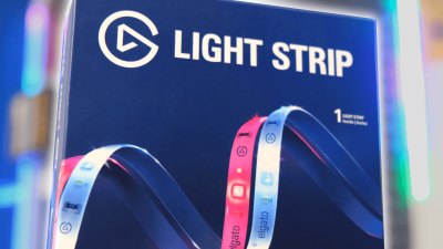 elgato light strip test fr review bandes led rgb