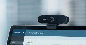webcam 1080p60 logitech brio 4k
