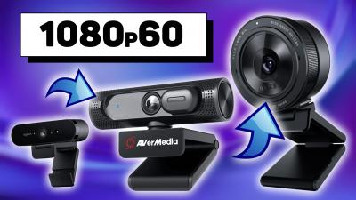 webcam 1080p60 razer kiyo pro vs avermedia pw315 vs brio 4k