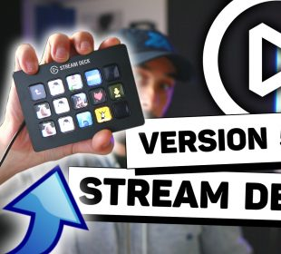 un stream deck encore plus pratique avec la version 5.0