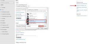 voicemeeter input par défaut sur windows