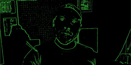 obs shader edge detection