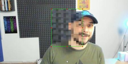 obs shader pixelation